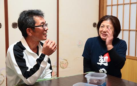 玉岡さんインタビュー